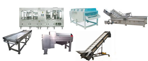 pineapple juice processing line machineries