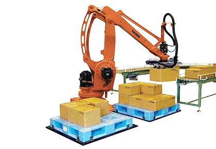 Robot Palletizer