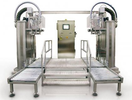 Aseptic Bag Filling Machine