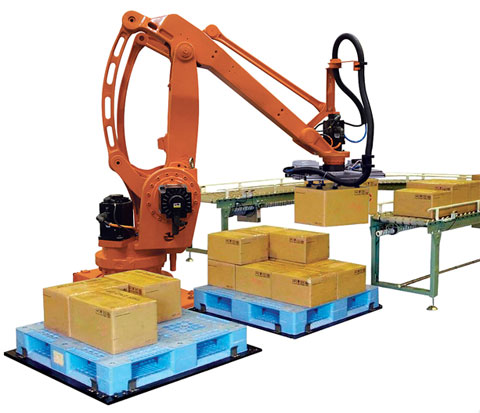 application of pick and place robot pdf