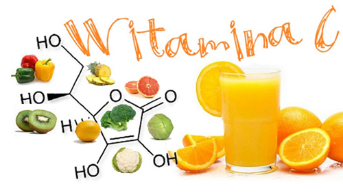 fruit juice vitamin C