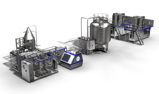 fruit processing equipments