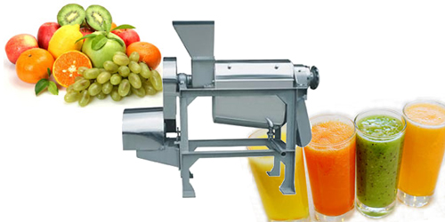 high quality spiral juice extractor