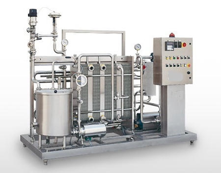 The Function Of Milk Pasteurization Machine In Milk Processing