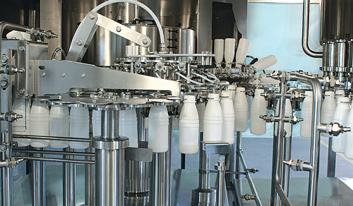 Full Automatic Milk Processing Plant And Equipment